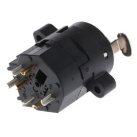 Connettore combo da pannello Neutrik NCJ6FIS Cannon XLR JACK stereo Contatti a Saldare