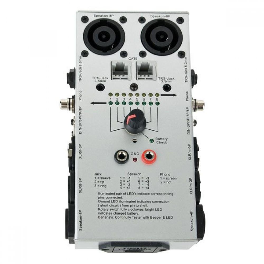 CableTester DAPAudio Tester professionale per testare i cavi D1909