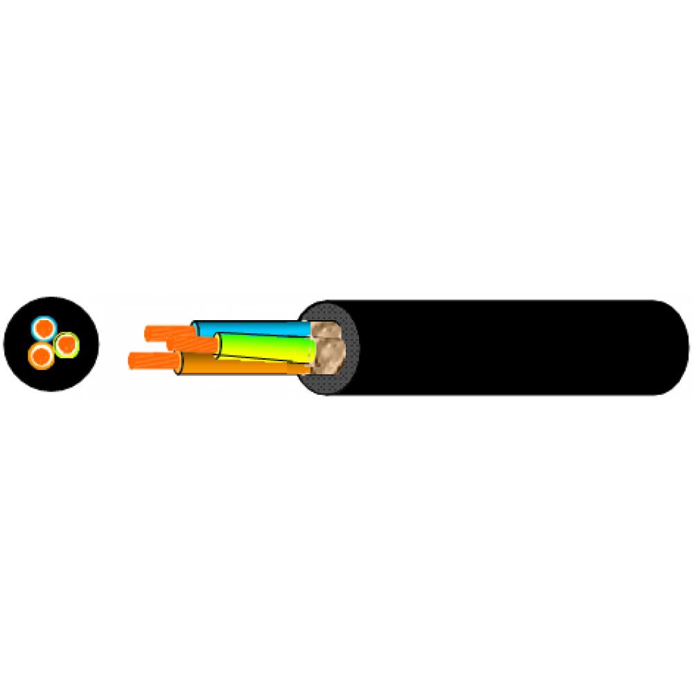 CAVO NEOPRENE H07RN-F TRIPOLARE 3x2.5mm 1metro 3G25