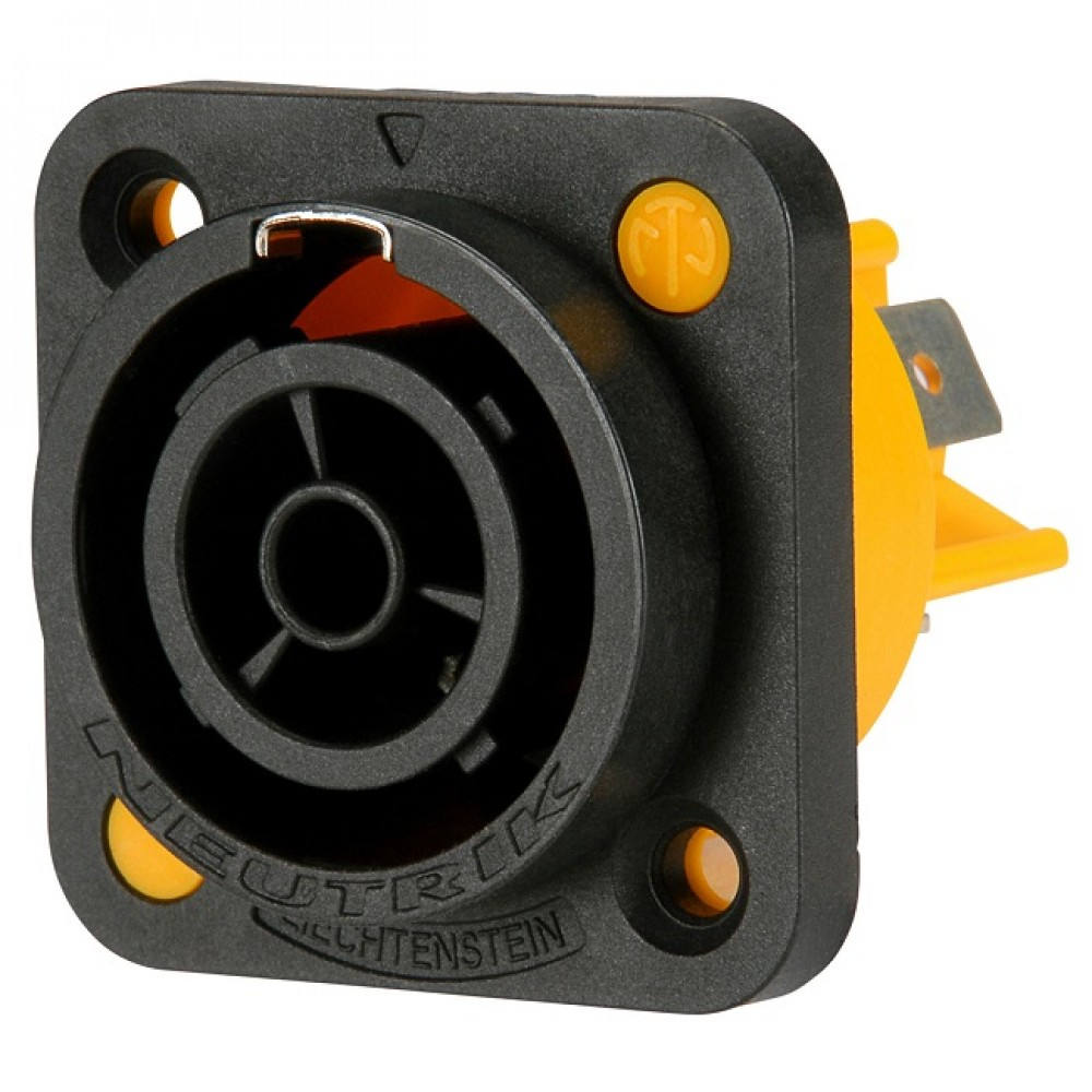Connettore da pannello Neutrik NAC3FPX Femmina PowerCON True1 16A