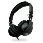 CUFFIA JTS HP-525 DA STUDIO E PER DJ CHIUSA - NERA