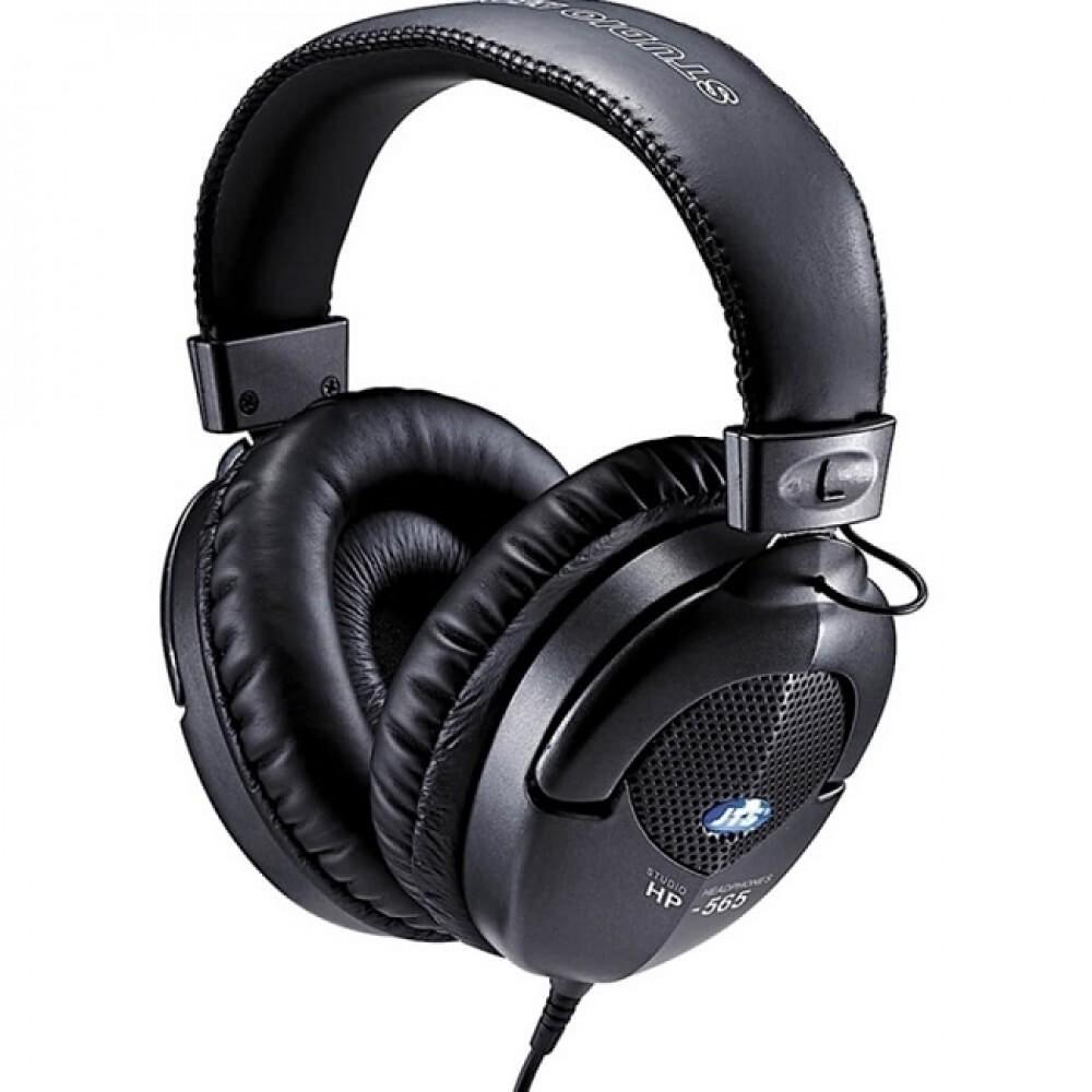 CUFFIA JTS HP-565 DA STUDIO E PER DJ CHIUSA