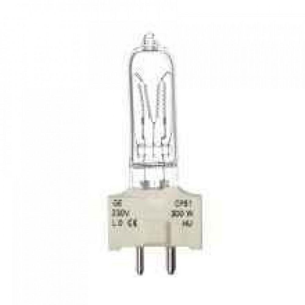 Lampada GE CP81 300W FSL 230V GY9.5 - 88433