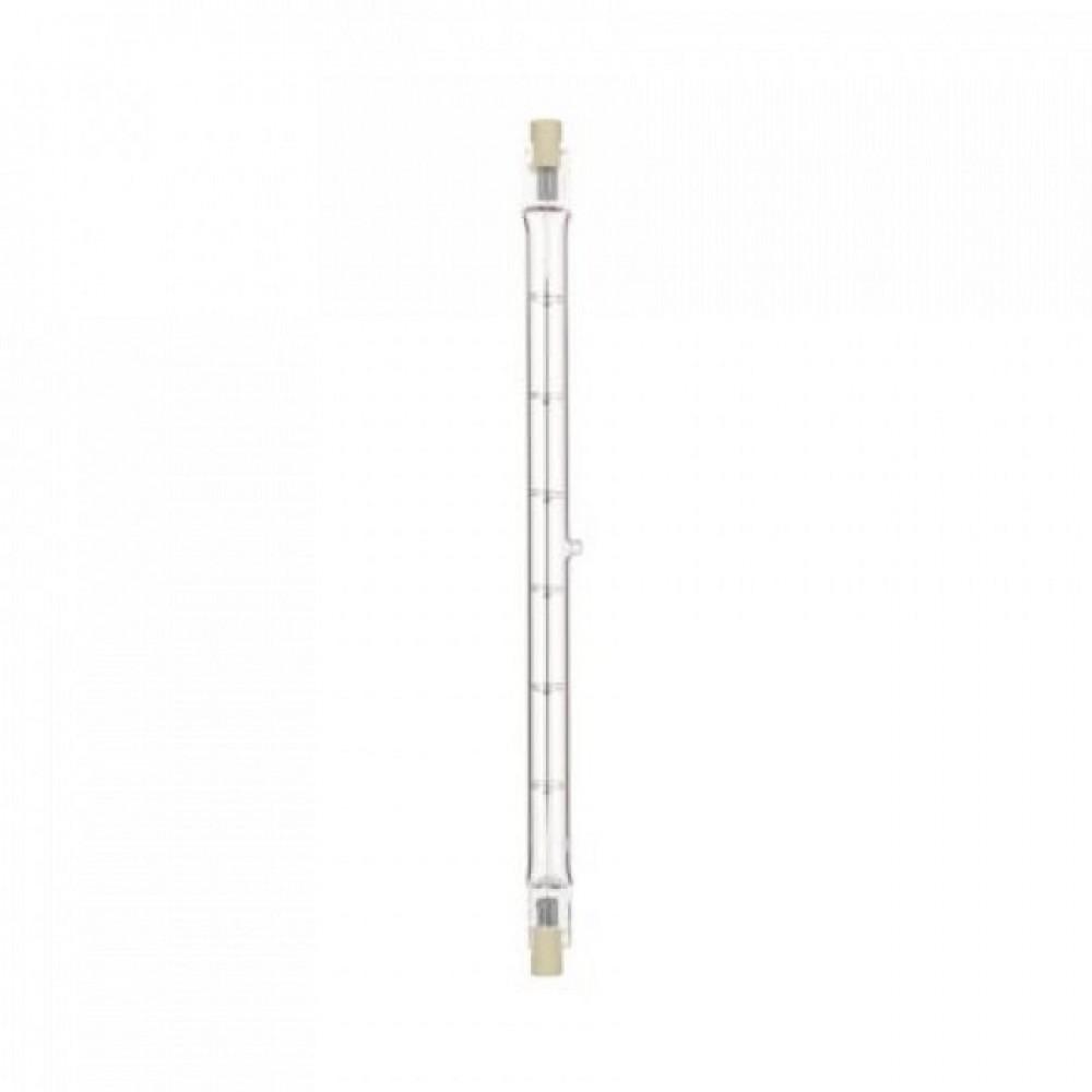 Lampada GE P2-10 Q625 T3-4CL 240-250V 625W R7s-per domino-alogena lineare