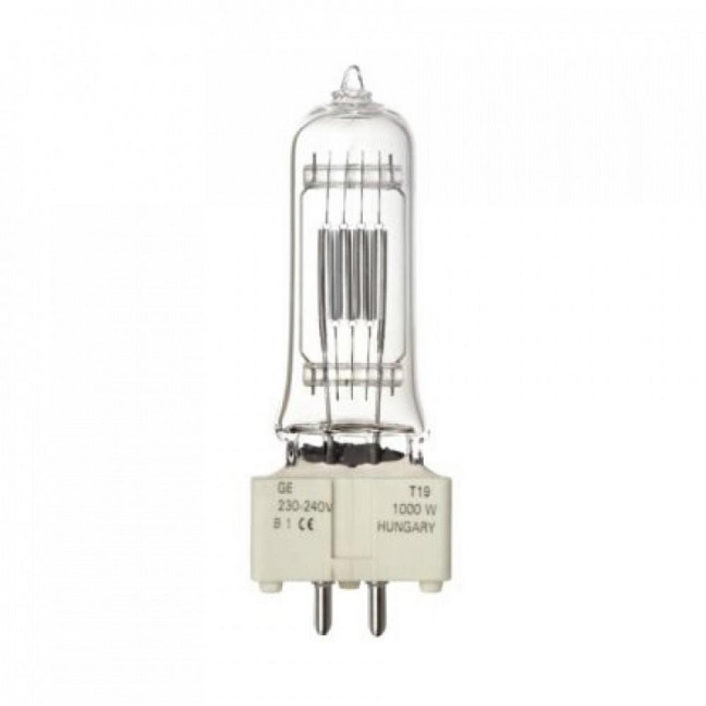 Lampada GE T19 FWR 230-240V 1000W GX9.5 - 88457