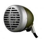 Microfono SHURE 520DX Green Bullet - Per Armonica a Bocca