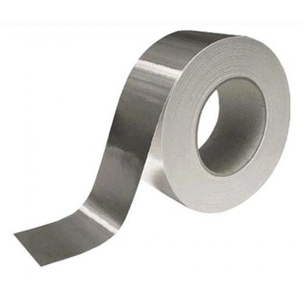 Nastro Alluminio alte temperature 50mmx50m