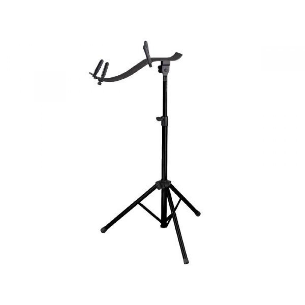 Supporto da pavimento per chitarra acustica Proel FC915 Nero Guitar Stand