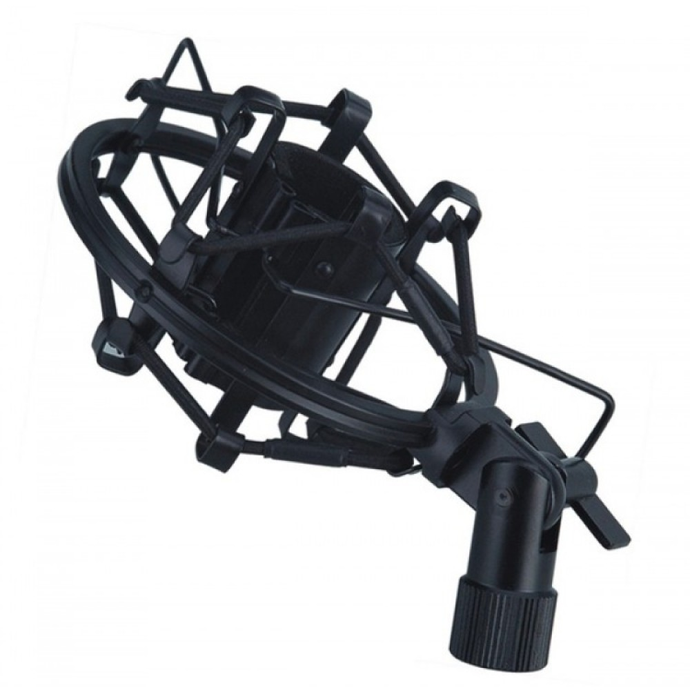 Supporto professionale Proel APM215 antivibrazioni per microfono a condensatore